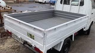Nissan vanette truck 1989