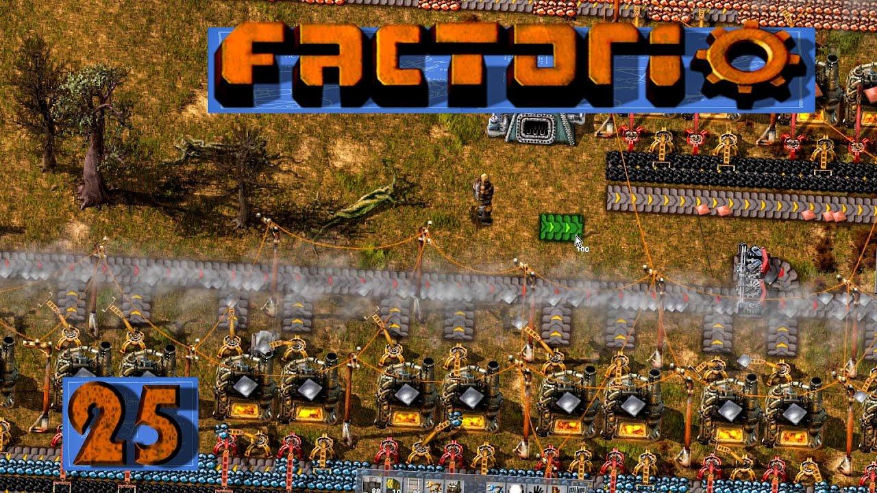 FACTORIO 🚂 neuer High Tech Ofen ▻ #25 S04 Fabrik Aufbau Simulation ...
