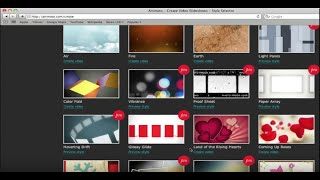 Free Online Intro maker