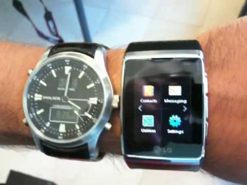 LG GD910 watchphone | pestaola.gr