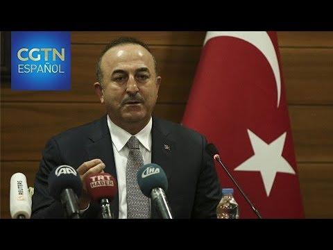 Ministro turco de exteriores rechaza la advertencia de EE.UU. sobre el voto de la ONU en Jerusalén