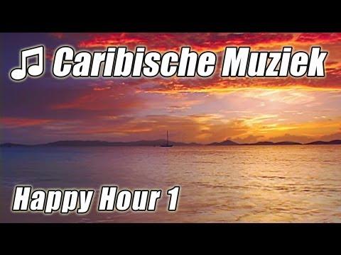 CARIBISCHE Eiland Muziek Romantische Gitaar Ontspannen LATIN JAZZ Happy Hour Tropische Nummers Studi