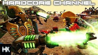 Warhammer 40 000 multiplayer Hardcore #190 Некролорд