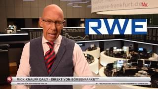 RWE-Spinoff Innogy kommt an die Börse – Kaufen! Mick Knauff Daily - 20.07.2016