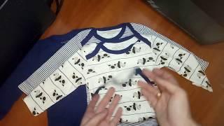 Обзор детская одежда и картриджи для бритвы
