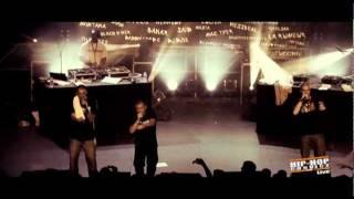 HIP HOP CONVICT Part 4 Live KOOL SHEN - Vivre dans l