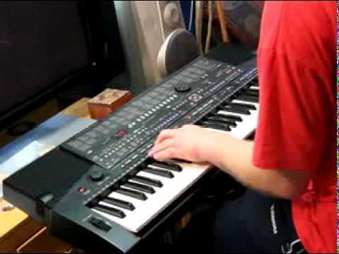 Yamaha psr 510 keyboard part 2 3 youtube for Yamaha keyboard parts