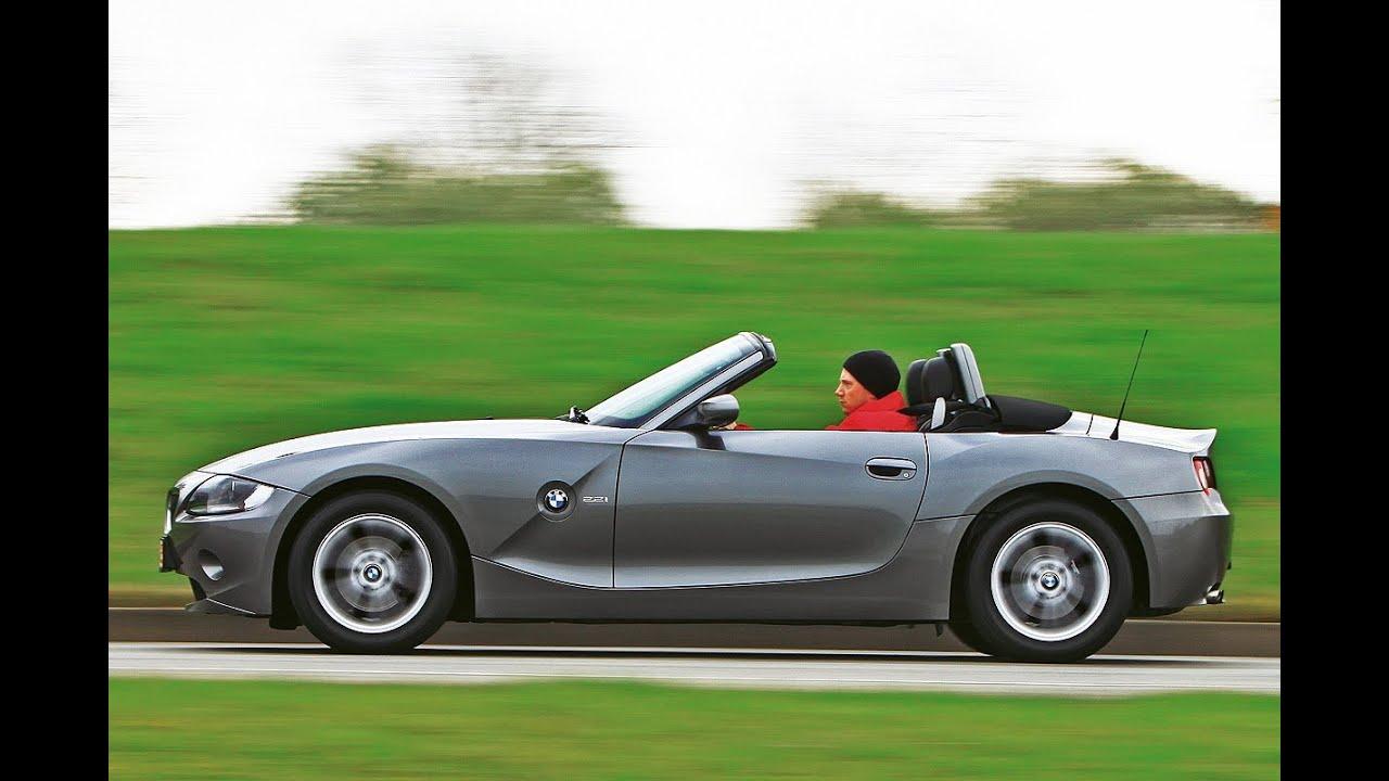 Ratgeber Gebrauchtwagen Bmw Z4 Ab 8500 Euro Doovi