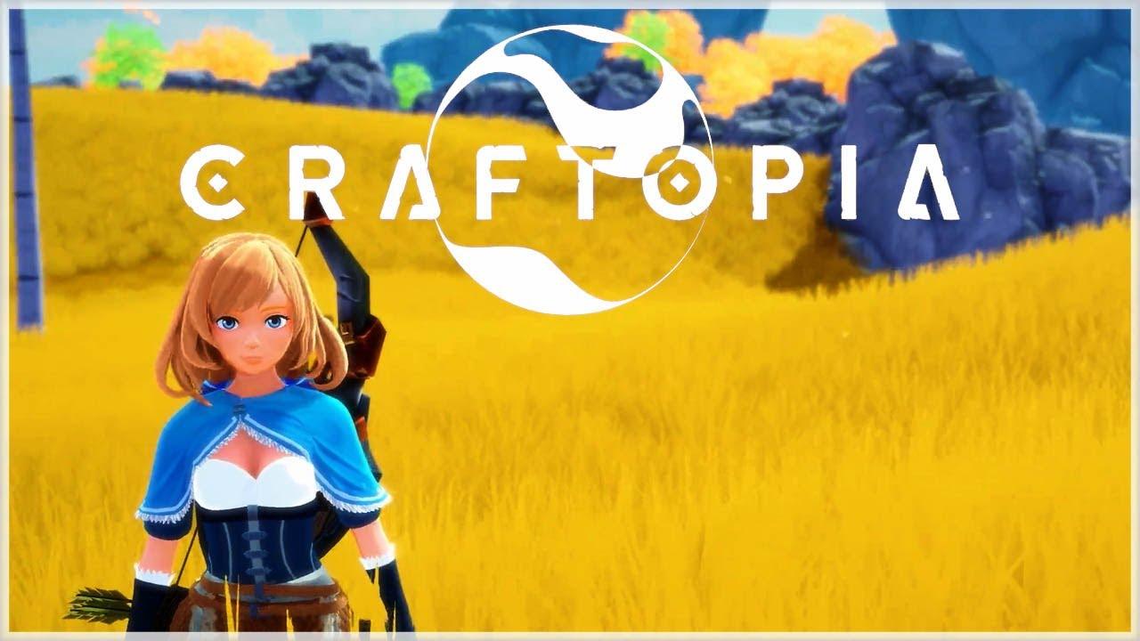 Craftopia Game Trailer 2020 Youtube