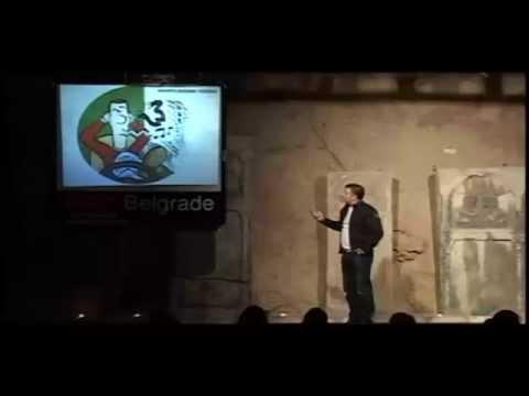 TEDxBelgrade - Dragoljub Ljubicic Micko - Srbobracaj