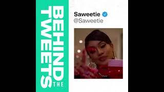 #BehindTheTweets with Saweetie   Twitter