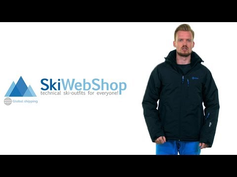 Kilpi Chip Ski jas Heren