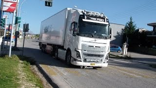 Volvo FH16 750 and FH500 KLENTOS