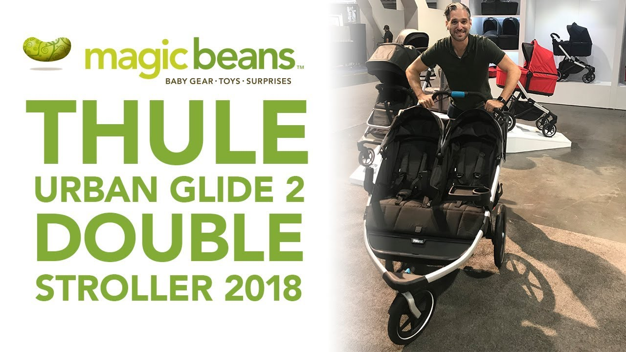 Product Recap: 2018 Thule Urban Glide 2 Stroller - YouTube