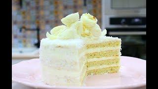 КОКОСОВЫЙ торт РАФАЭЛЛО / НЕРЕАЛЬНО ВКУСНЫЙ!!! / Raffaello Coconut Cake