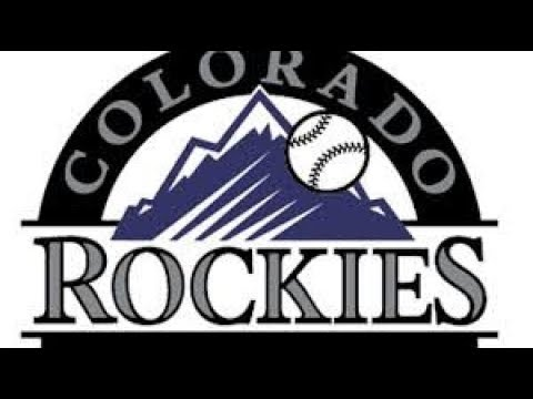 ALL 2017 Colorado Rockies Home Runs