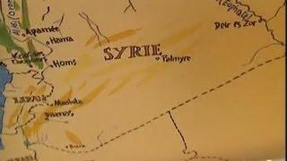 Jacques Ferrandez : voyage en Syrie