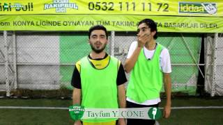 Armada City - Tayfun Y. Çöne Ropörtaj / EREĞLİ / iddaa Rakipbul Ligi 2014 Kapanış Sezonu