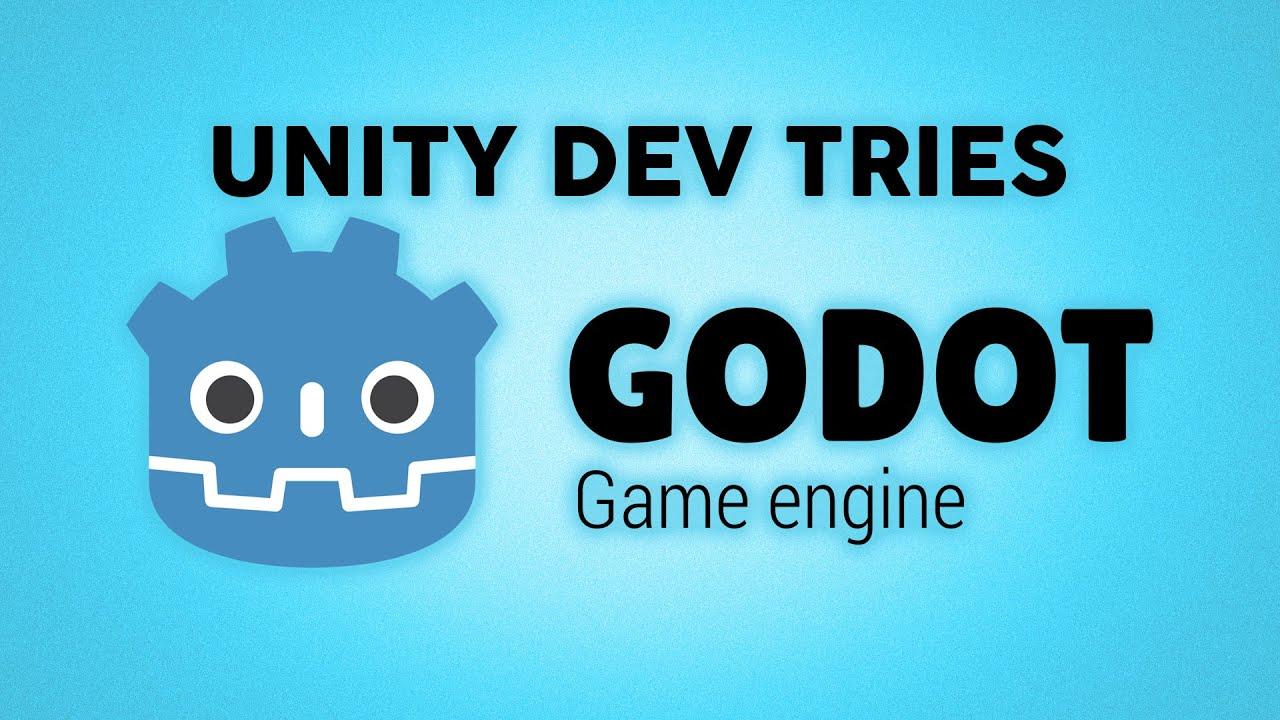 Download UNITY DEV TRIES GODOT!