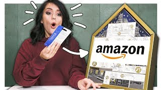 Ich teste den Amazon 49€ Beauty Adventskalender!