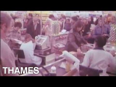 Vintage Supermarket - 1970's - Thames Television