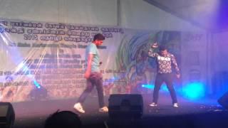 Dandanakka performance at thaipusam by Shazz(NSR) ft bugz