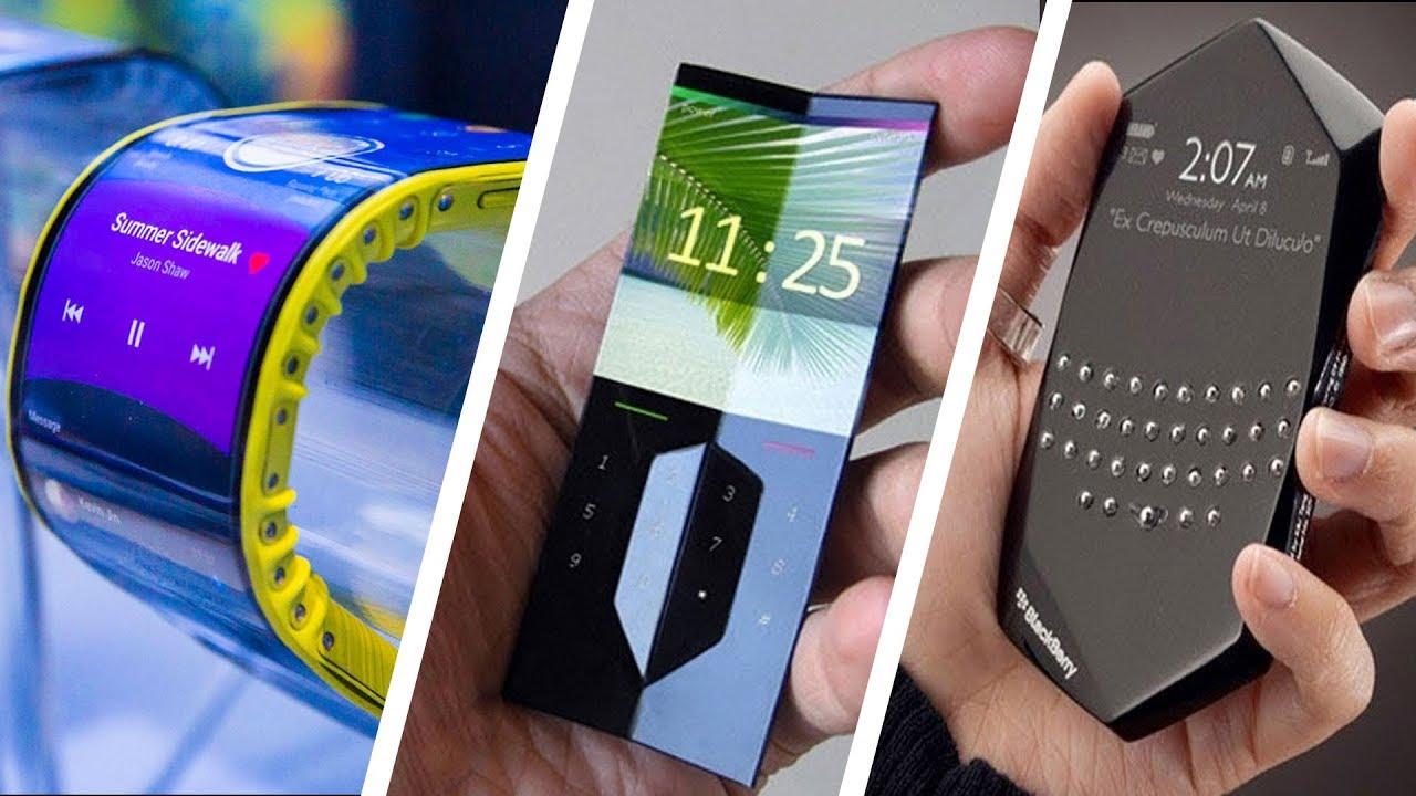 5 Unique Cool FUTURISTIC SMARTPHONE in Real📱 Hi TECH SMARTPHONE 2050📱 Future SMARTPHONE Online