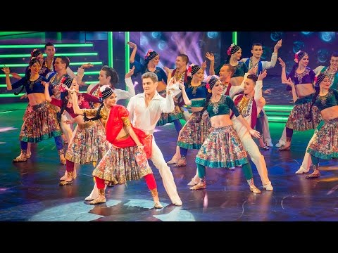 Танцуют все. Диско. Севастопольский Академический театр танца