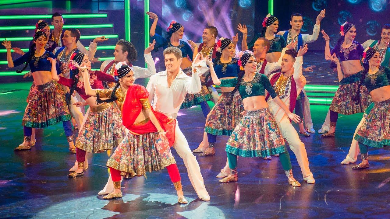 Yegor Druzhinin returned to the show Dancing 60