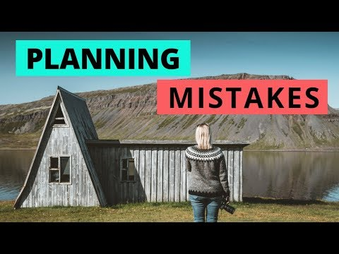 5 Iceland Planning Mistakes