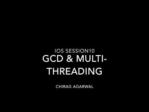 Learn IOS Tutorial 10 GCD & Multithreading thumbnail