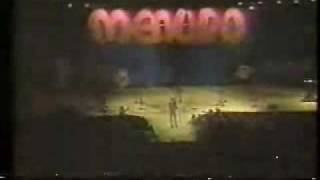 MENUDO  - ESTADIO NACIONAL DE LIMA PERÚ 1981