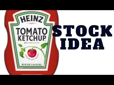 KRAFT HEINZ KHC STOCK ANALYSIS - SUNDAY STOCK MARKET ANALYSIS