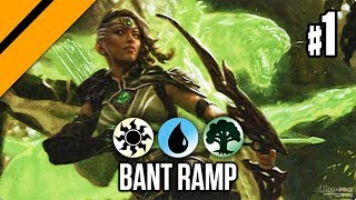 Bo3 Constructed - Bant Ramp P1
