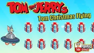 Tom And Jerry - Tom Christmas Flying. Fun Tom and Jerry 2017 Games. Baby Games #LITTLEKIDS