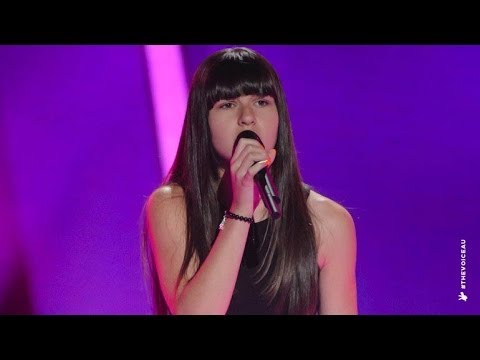 Bella Sings And I'm Telling You | The Voice Kids Australia 2014