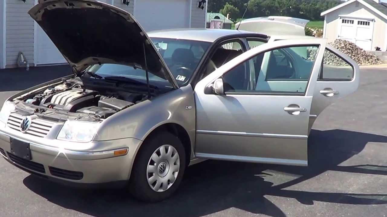 2004 Volkswagen Jetta Tdi  Diesel  - 7  24  2013