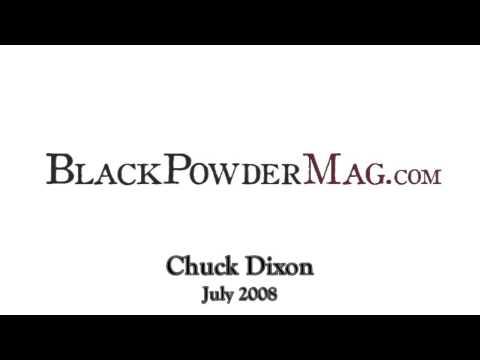 Chuck Dixon Interview - 2008