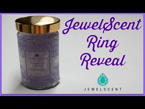 JewelScent Ring Reveal - French Lilac Aroma Beads!. http://bit.ly/377XsGz