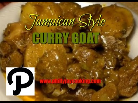 Jamaican Curry Goat Recipe: How To Make The BEST Jamaican Curried GOAT