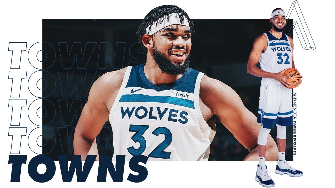 2019-20 Highlights | Karl-Anthony Towns