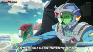 Super Robot Wars Taisen OG  The Inspector Episode 1 English Sub part 2