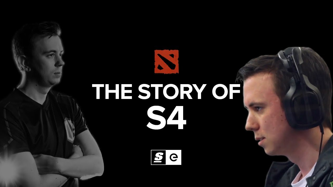 Download The Story of S4: The Strategist (Dota 2)