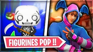 "A SPECIAL SKIN ""OFFERT"" with ""FIGURINES POP"" ARRIVENT on fortnite!!"