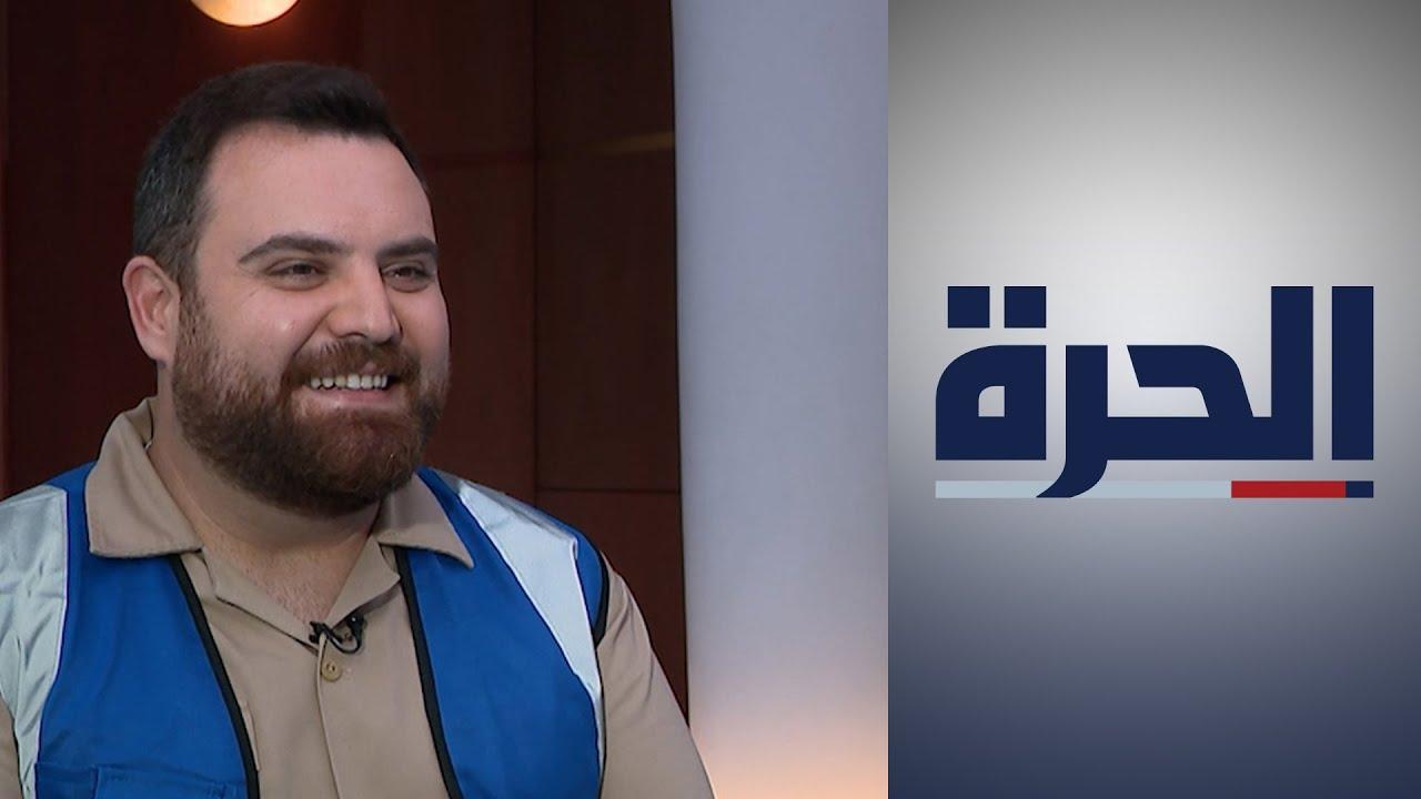 لقاء خاص: أيمن عبد السلام.. خارج المنافسة في رمضان بسبب -عروس بيروت-  - 14:58-2021 / 5 / 5