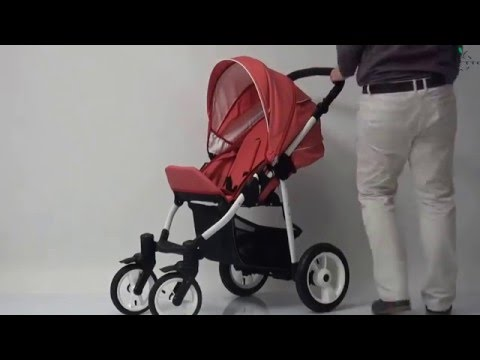 Видео-обзор коляски Bebetto Rainbow / shop-kind.ru