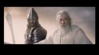 Yüzüklerin Efendisi - Miğfer Dibi Savaşı - Gandalf'ın Dönüşü (HD - HQ Türkçe)