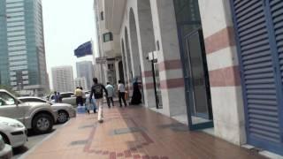 Walk in Abu Dhabi - UAE - アブダビを歩く アラブ首長国連邦
