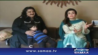 Arif Lohar Ki Zindagi - Samaa Kay Mehmaan, 07 March 2016