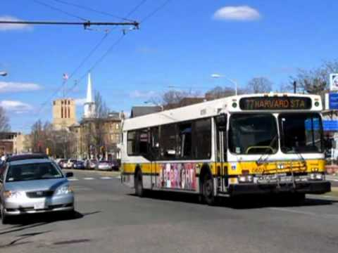 Massachusetts Bay Transportation Authority Surface Bus System (April 2012)